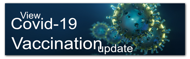 Vaccination Update Banner